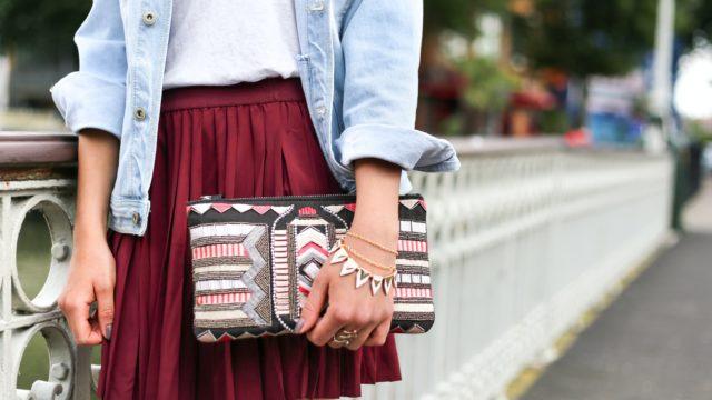 女性 スカート ファッション