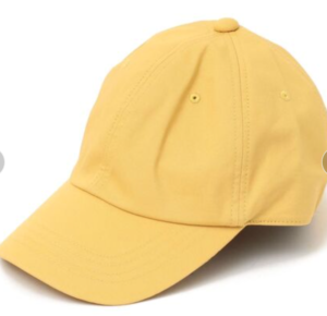 帽子 黄色