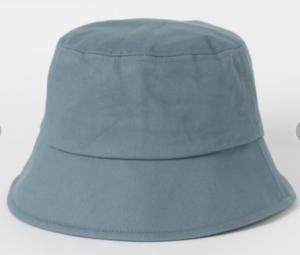 帽子 ブルー