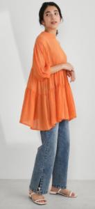 オレンジトップス