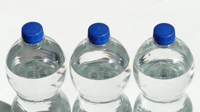 シリカ水 水