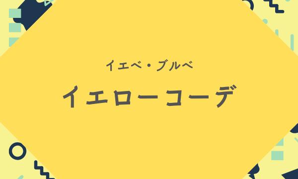 黄色 イエローコーデ